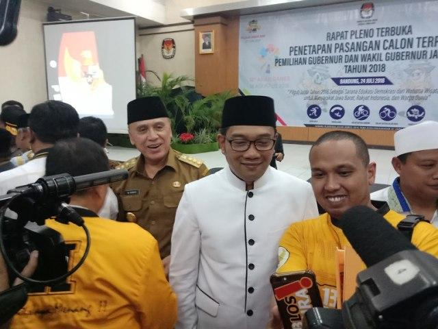 Ridwan Kamil Bentuk Tim Sinkronisasi yang Dipimpin Mantan Wakil Ketua KPK (119112)