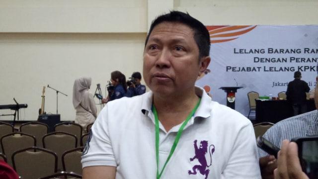 Muhammad Jufri Saad, pemenang lelang kain kiswah di lelang KPK