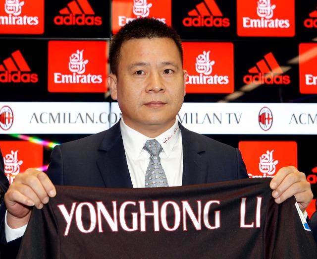 Li Yonghong (NOT COVER)