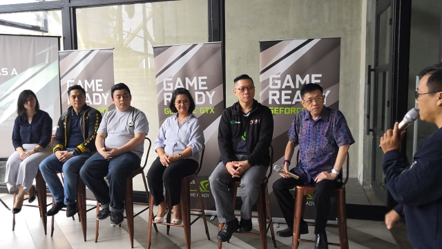 Media Briefing Nvidia Jelang Asian Games 2018