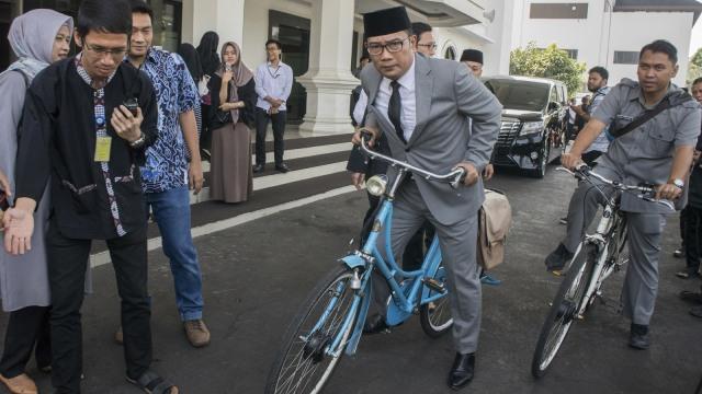 Ridwan Kamil Ditabrak Pengendara Motor yang Hindari Razia Polisi (23156)