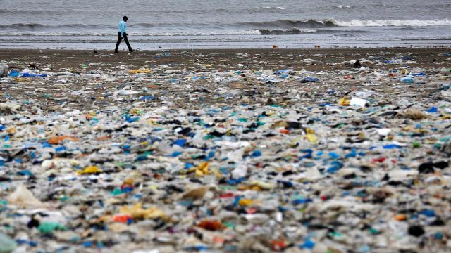 Polusi Plastik, India