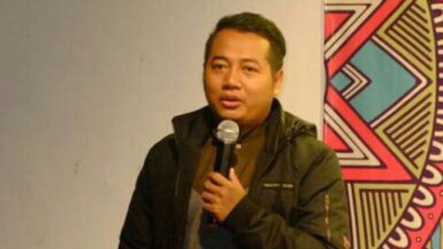 Adi Prayitno, Pengamat Politik, UNI Jakarta