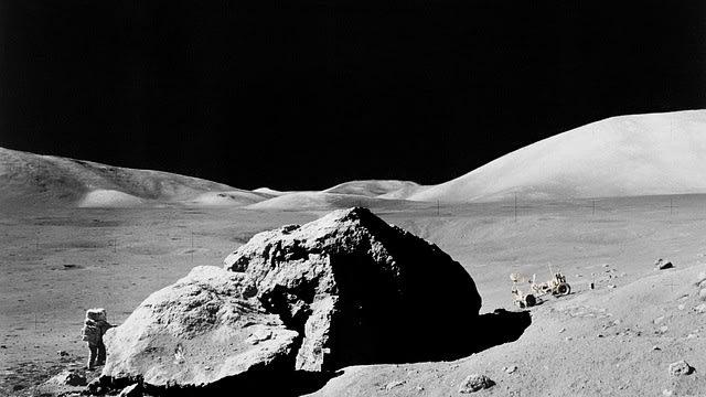NASA Akan Beli Batuan dari Bulan Harga Rp 14.000 dan Dicicil (45980)