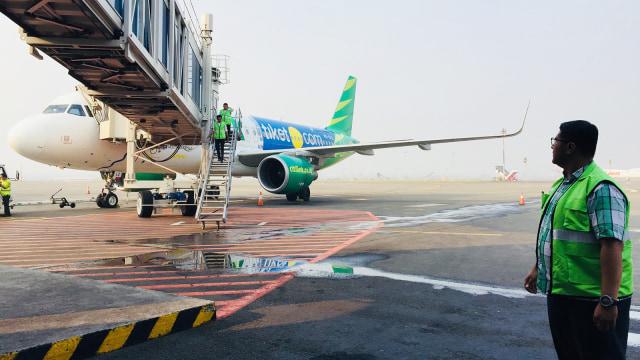 Ada Larangan Mudik, Citilink Tetap Layani Penerbangan Khusus dan Logistik (73008)