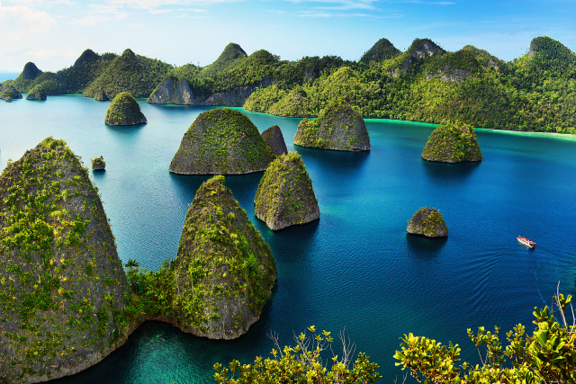 Hasil gambar untuk Kepulauan Raja Ampat
