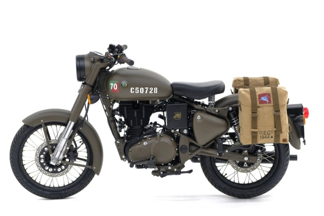 Royal Enfield Pegasus Edition