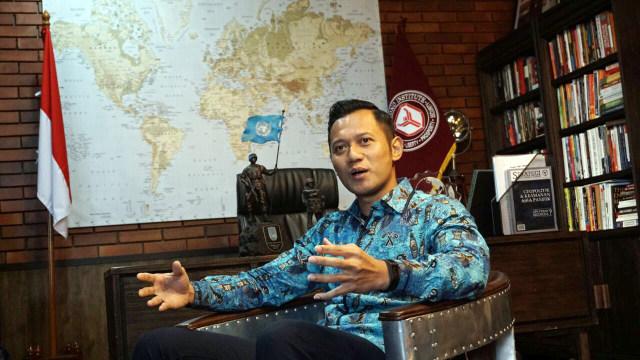 Lipsus Prabowo SBY Melawan, Agus Harimurti Yudhoyono
