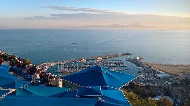 Sidi Bou Said: Kota Inspirasi Seniman di Tepi Mediterania (65772)