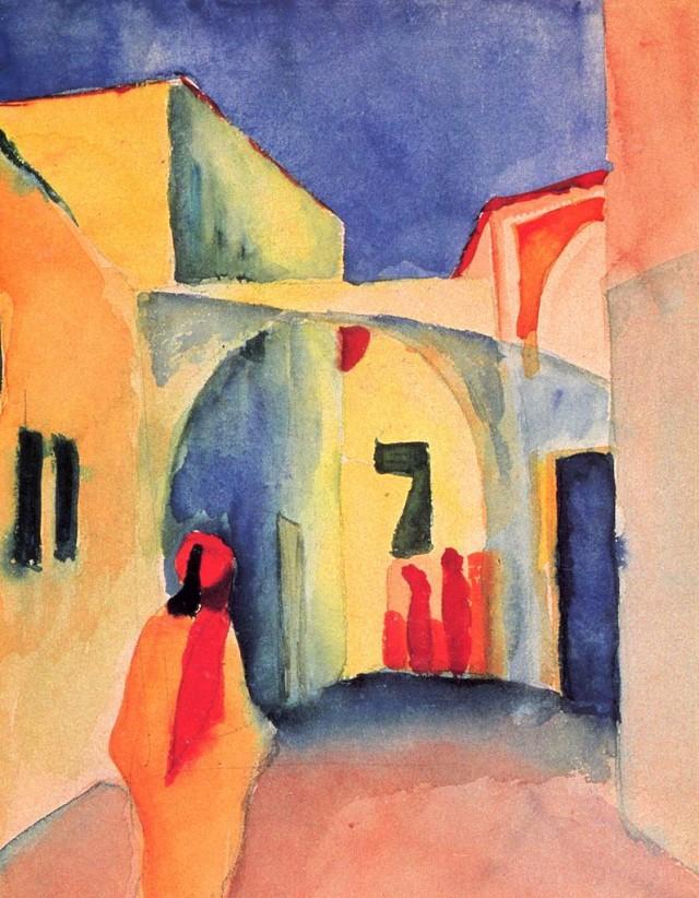 Sidi Bou Said: Kota Inspirasi Seniman di Tepi Mediterania (65774)