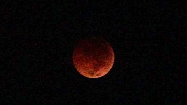 Gerhana Bulan Total Hiasi Langit Indonesia 26 Mei 2021, Catat Waktunya (7768)
