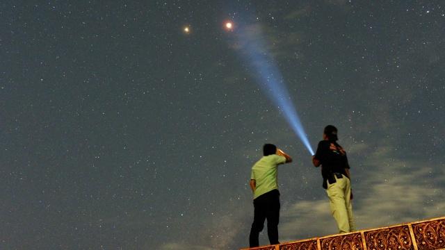 Gerhana Bulan Total Hiasi Langit Indonesia 26 Mei 2021, Catat Waktunya (7769)