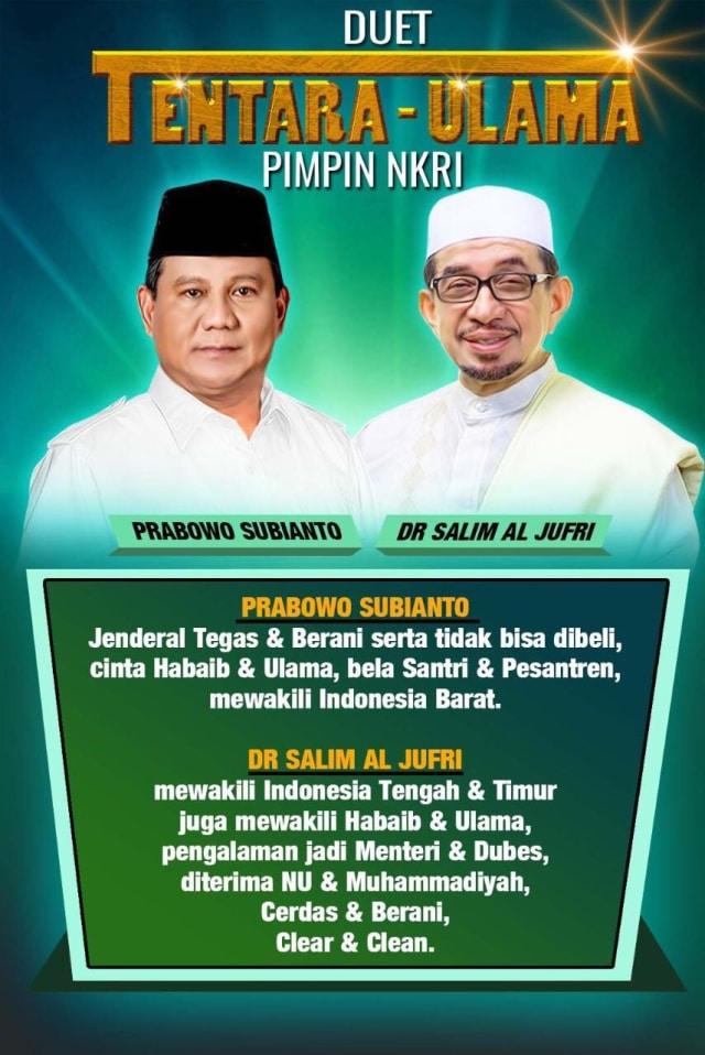 Ijtima Ulama Rekomendasikan Prabowo, Salim Segaf dan UAS Maju Pilpres (37849)