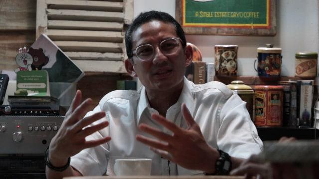 Lipsus, Sandiaga Uno, Capres, Wapres, Siapa Lawan Jokowi, Sandi Uno