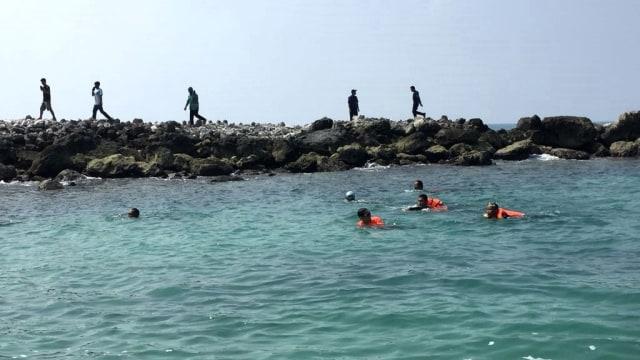 Sandiaga Uno, Kepulauan Seribu