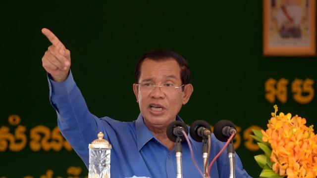 PM Kamboja Hun Sen