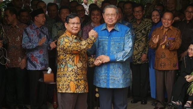 Dahnil: Prabowo Akan Bertemu SBY untuk Dengar Masukan soal Pilpres (49410)