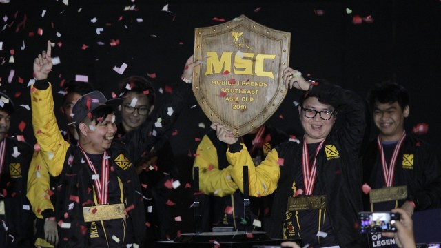 Aether Main Juara MSC 2018