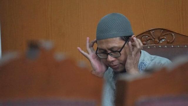 Pengacara JAD: Zainal Anshori Minta untuk Tidak Banding (79392)
