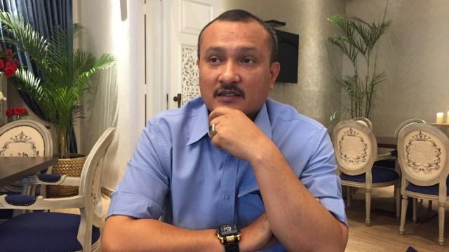 Jejak Politik Ferdinand Hutahaean: Dari Jokowi Kembali ke Jokowi? (159081)