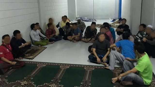 116 WNI Tanpa Visa Haji Terjaring Operasi di Arab Saudi (71693)