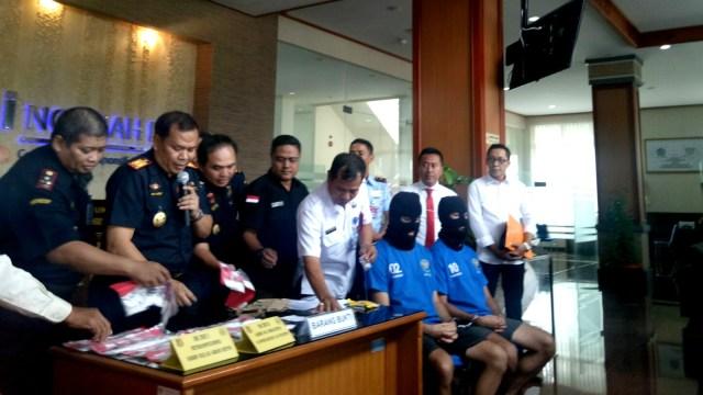 Bea Cukai Tangkap 3 WNA yang Bawa Narkoba Saat Masuk Bali (127986)