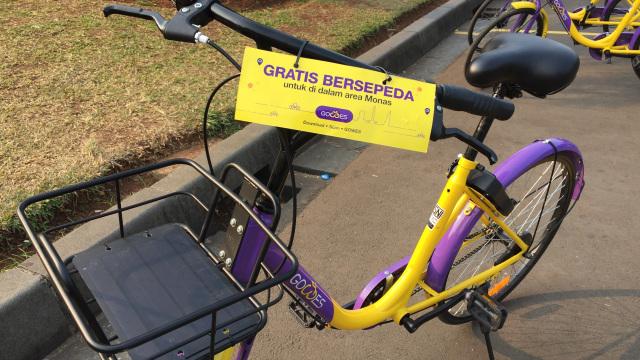 Sepeda Bike Sharing