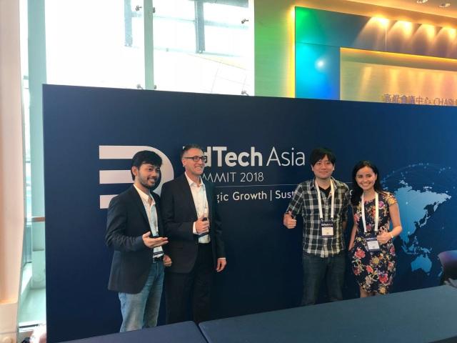 Quipper Wakili Indonesia dalam Edtech Asia Summit 2018 di Hongkong (83674)