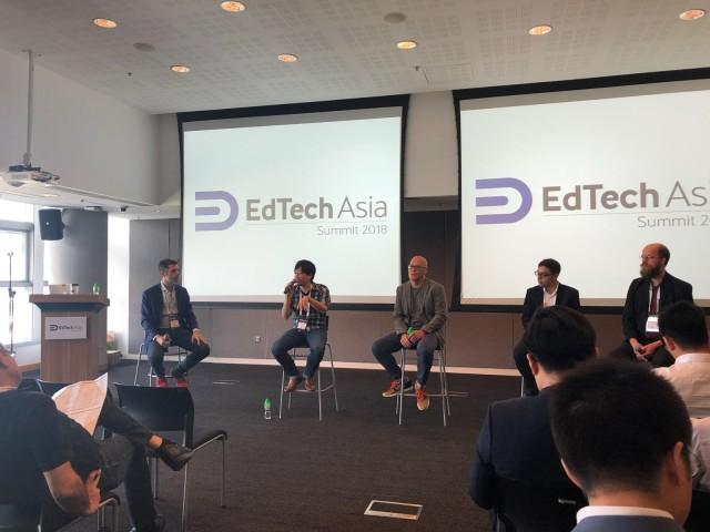 Quipper Wakili Indonesia dalam Edtech Asia Summit 2018 di Hongkong (83675)