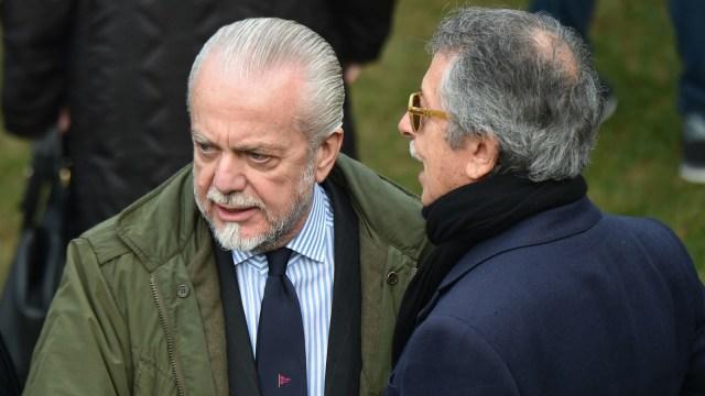 Napoli Bisa Jadi Tim Musafir di Liga Champions (54919)