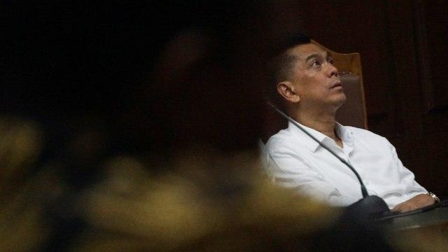 Sidang PK Sanusi, Pengadilan Negeri Jakarta Pusat