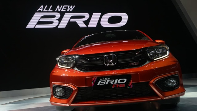 All New Brio RS, GIIAS, ICE BSD