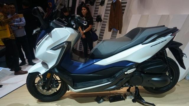 Honda Forza 250 Banting Harga, Diskon Tembus Rp 11 Juta (129141)