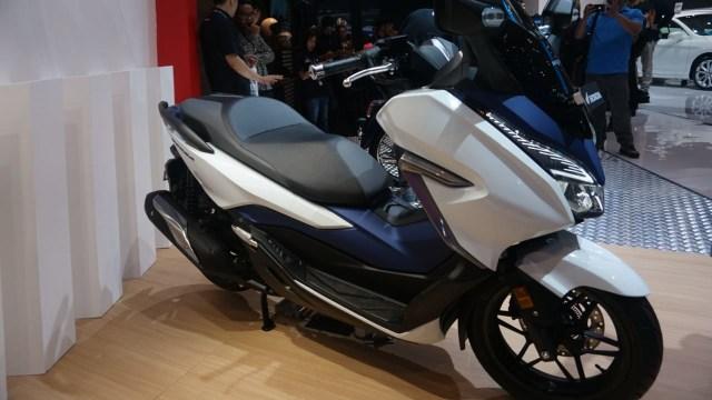 Honda Forza 250 Banting Harga, Diskon Tembus Rp 11 Juta (129140)
