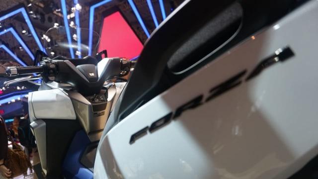 Honda Forza 250 Banting Harga, Diskon Tembus Rp 11 Juta (129142)