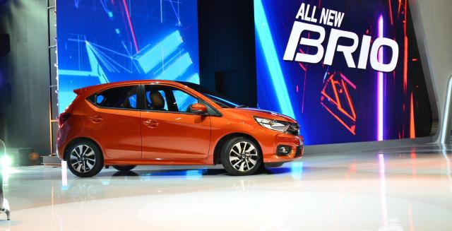 All New Honda Brio: Harga Naik Tanpa Fitur Baru  (389913)