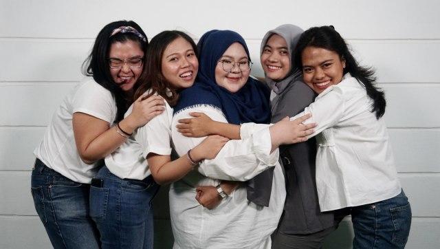 Body Positivity Indonesia, Wadah Baru untuk Gerakan Mencintai Diri  (508042)