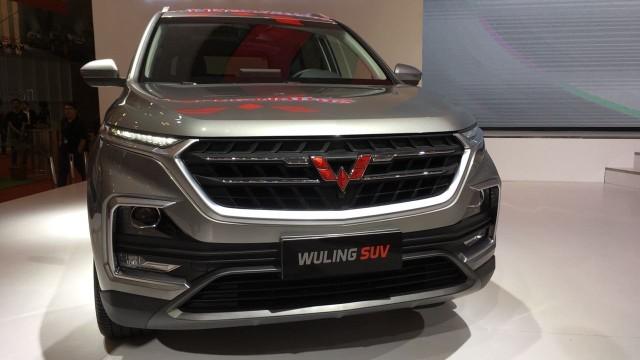 Wuling SUV, GIIAS 2018, 2 Agustus 2018