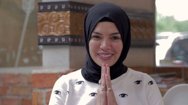 Selebriti Hijrah Nikita Mirzani