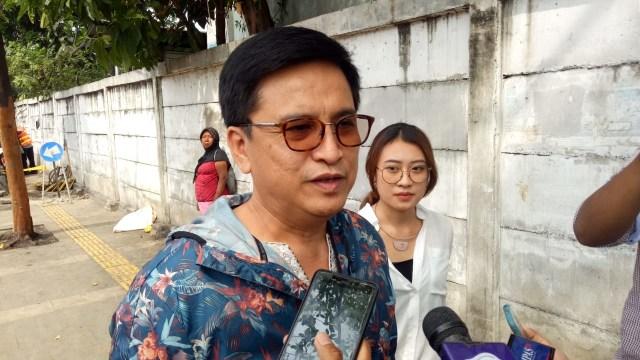 Dirut PD Sarana Jaya, Yoory C Pinontoan, Sudah Pernah Diperiksa KPK (505783)