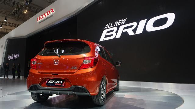 All New Honda Brio: Harga Naik Tanpa Fitur Baru  (389912)