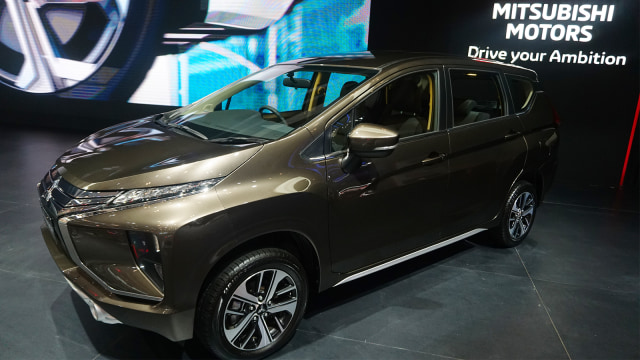 Mitsubishi Xpander, GIIAS 2018, Otomotif