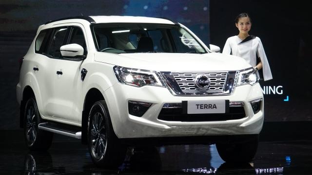 Nissan Terra, GIIAS 2018, Otomotif