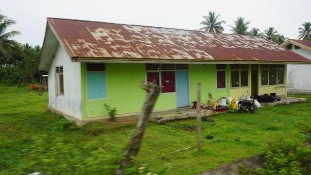 Desa Makarti, Desa Transmigrasi di Halmahera Utara