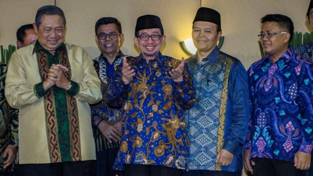 Lipsus, Prabowo Tersandera, Sohibul Iman, SBY, Hidayat Nur Wahid, Salim Segaf Aljufri