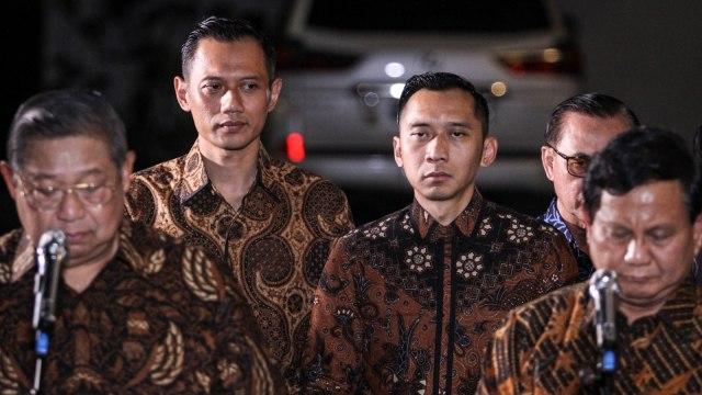 Lipsus, Prabowo Tersandera, Partai Gerindra Prabowo Subianto, SBY, Agus Harimurti Yudhoyono