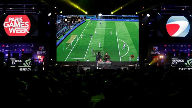 Kompetisi game, eSports.