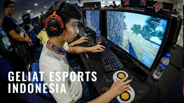 eSports: Main Game, Kok, Disebut Olahraga? (82994)