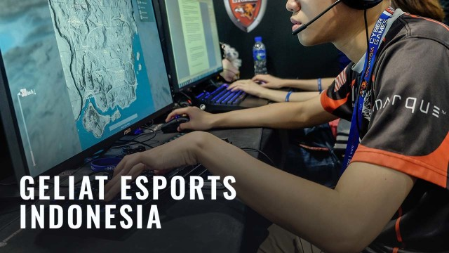 Bagaimana Cara Sebuah Game Masuk Kategori eSports? (83299)