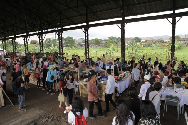 Festival Kuliner Keuken No 9 Ajang Kolaborasi Para Pegiat